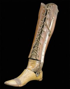 leather prosthetics