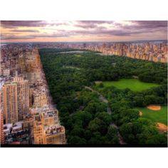 Central Park @ New York City