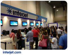 Outlet viaja y vuela 2013 on pinterest outlets and verano for Oficinas de interjet