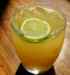 All About Margaritas