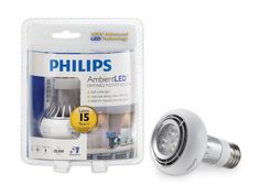 z DISCONTINUED: Philips AmbientLED (TM) Dimmable 40W Replacement R20 Flood LED Light Bulb - Soft Warm White $29.95