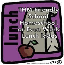 School/Homeschool/Work Lunch Ideas from www.adventuresinwomanland.com