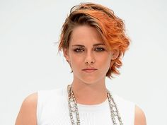 Kristen Stewart Debuts A Drastic, Super-Short New Haircut : Lucky Magazine