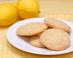 Lemon doodle cookies are a spring twist to a classic favorite #spring #lemon #cookies #easter