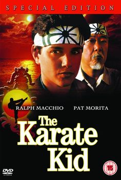 The Karate Kid. 1984.