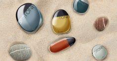 #S-TONE #packaging: the cutest #nail #polish in the shape of stones! Read more on www.growingsocialmedia.com #growingsocialmedia