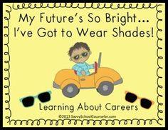 Careers (Primary)- Savvy School Counselor- Teachers pay Teachers