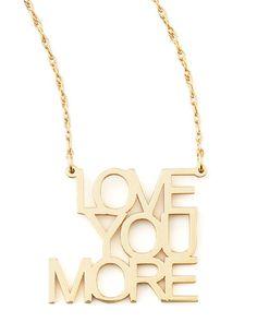 Love You More.  Jennifer Zeuner.