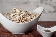 Spicy Nori Popcorn
