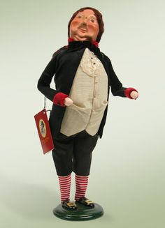 """""""Mr. Fezziwig"""" a cast member of A Christmas Carol.  I portrayed him in the 2010 Kids Who Care production."""
