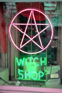 witch Shop
