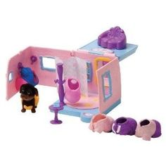 "Puppy In My Pocket ""Fashion Boutique"" Playset (U.K. and Worldwide)"