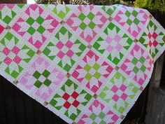 Happy Quilting: Sister's Choice from Fat Quarter Shop