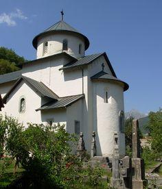 MORACA Monastery, Moraca, Kolasin, Montenegro