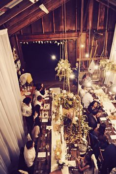 Barn #reception from