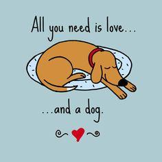 Especially a boxer dog!