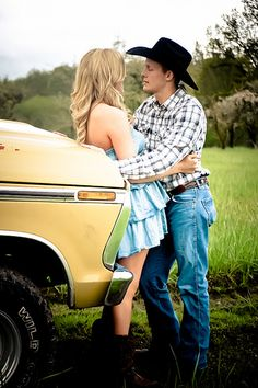so in love with a cowboy!