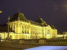Picture of Belgium : Brussels - Royal Palace