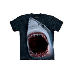 Shark Bite T-Shirt Youth now featured on Fab.
