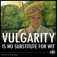 Downton Abbey!