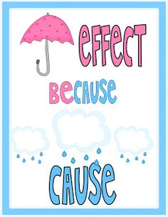 free Cause & Effect poster