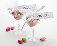 Martini Glass Favor Kit