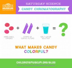 Saturday Science: Many science experiments from the Children's Museum