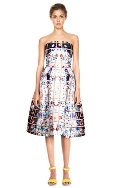 good lord I adore Mary Katrantzou. Resort 2014