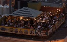 Chicago patios, rooftops, and beer gardens - a nice list to keep handy.