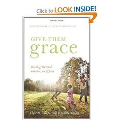 Give Them Grace. love it.