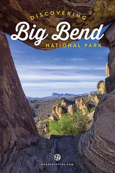 The arid Big Bend National Park may be a national park, but as one of the least-visited parks, it provides the isolation (and dramatic scenery) necessary for a journey of self-discovery.