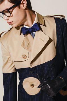 Ichiro Suzuki's Menswear