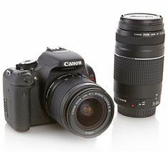 Canon EOS Rebel T3i 18MP DSLR Camera love my cannon