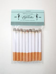 Tiffany's Theme Puff Cigarettes