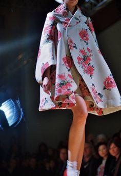 Comme des Garçons Fall 2012 by Schohaja.
