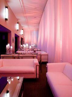 reception decor - lounge area - a luxe reception lounge