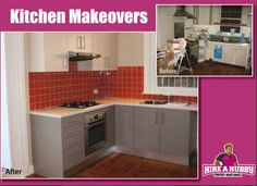 One AWESOME hubby kitchen makeover!