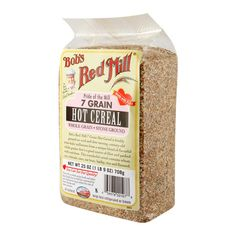 7 Grain Hot Cereal.. I love all of Bob's Red Mill products... Here they sell them at Rays Market!