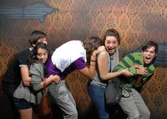 50 People Sh*tting Themselves In A Haunted House – | VH1 Celebrity