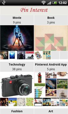 Pinterest Android App.   Please download it from http://www.ginkgomobile.com/uploads/1/2/7/3/12736937/pinterest.apk
