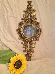 vintage ornate owl picture. $15.00, via Etsy. www.etsy.com/shop/shabbyciccalifinds owl pictur, ornat owl