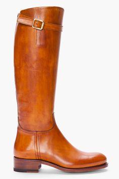 Rupert Sanderson Vermont Riding Boots