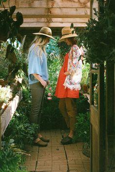 The Weaver House // Kelty & Hannah // @shotbyshola
