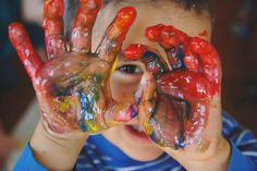 How to Avoid Hidden Chemicals in Finger Paints and Non-Toxic Finger Paint DIY Recipe
