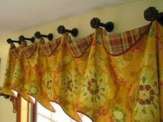 window valance ideas - Google Search