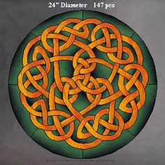 celtic stained glass patterns - Google Search