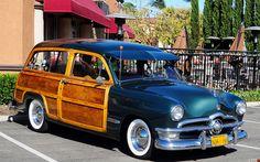1950 Ford Custom Station Wagon (woody)