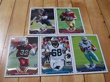 2013 Topps RC Lot of 5 Rookie Cards TERRANCE WILLIAMS VANCE MCDONALD Swearinger