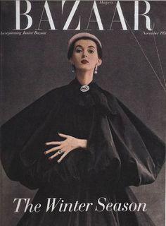 Harpers Bazaar 1950s
