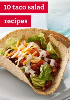 10 Taco Salad Recipes